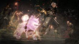 Nioh Guardian Spirits Living Weapons