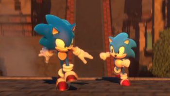 Preview: Sonic Forces on Nintendo Switch is a bit of a mess