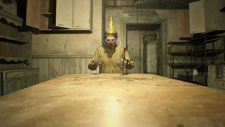 Resident Evil 7 Banned Footage Xbox One PC