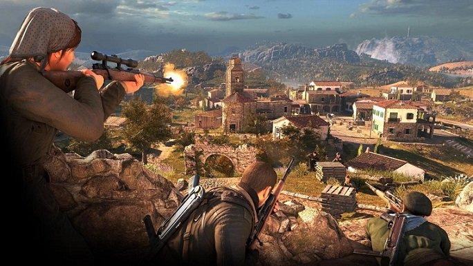 Sniper Elite 4 multiplayer