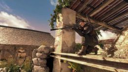 Sniper Elite 4 PS4 Pro DirectX 12