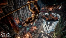 Styx: Shards of Darkness Has a New Trailer All About Our Sneaky Protagonist
