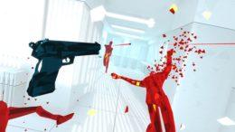 Superhot VR Forever update