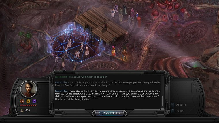 Torment: Tides of Numenera PlayStation 4 playstation inXile Entertainment