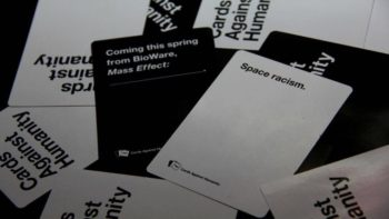 Cards Against Humanity and Bioware Team Up for the Mass Effect Pack