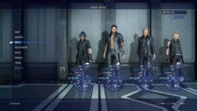 First Look at Final Fantasy 15 Avatar Creation Feature