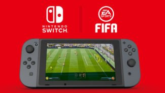 EA's FIFA Game for Switch will be FIFA 18