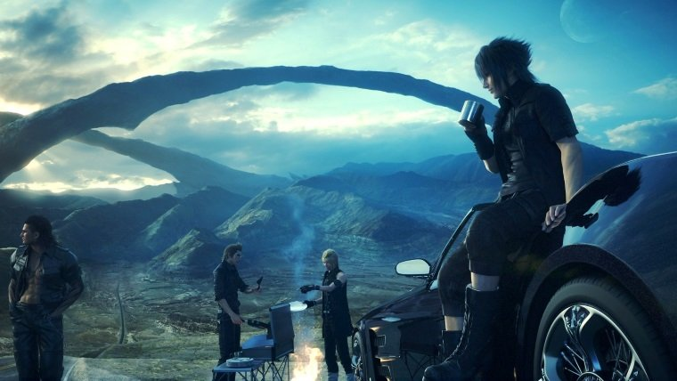 Final Fantasy XV Royal Edition to be announced?