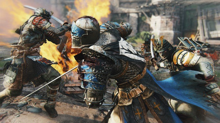 For Honor (Finally) Rolls Out Dedicated Servers for Consoles