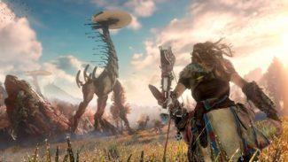 Horizon: Zero Dawn Tops Zelda in the UK Charts