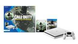 PS4 Glacier White Out Now in The US Exclusively Through Walmart