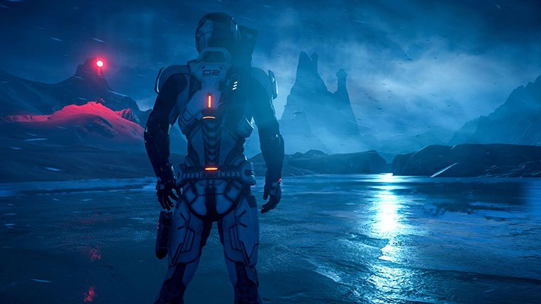 Mass Effect: Andromeda #1 In UK Charts; Fails To Top Mass Effect 2 Or 3 News  Mass Effect Andromeda Mass Effect Bioware