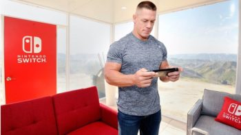 Nintendo Enlists John Cena To Help Market The Nintendo Switch