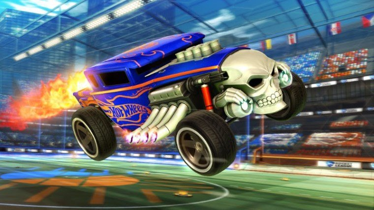 Hot Wheels Rocket League RC Rivals Set Coming Later This Year