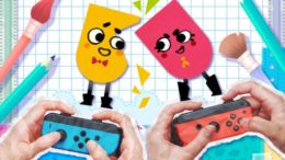 Nintendo Switch Gets Another Launch Title with Snipperclips
