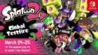 Splatoon 2 Global Testfire Demo Will Be Held On Nintendo Switch In Late March