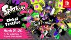 Splatoon 2 Global Testfire Demo Will Be Held On Nintendo Switch In Late March