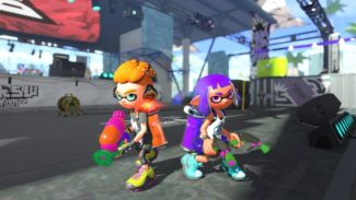 Check out Splatoon 2's New Map: Diadema Amphitheater