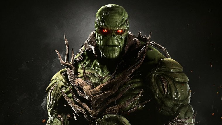 Swamp Thing Reveal