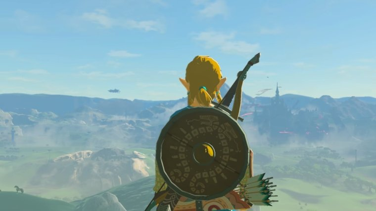 Breath of the Wild Gold