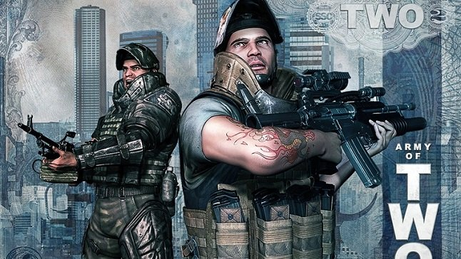 Army of Two Backwards Compatible