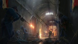 """Battlefield 1's First Expansion DLC """"They Shall Not Pass"""" Arrives March 14th"""