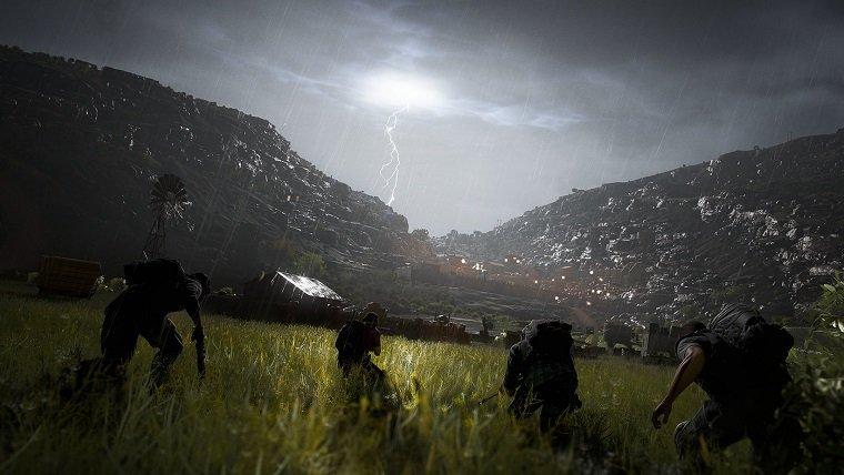Ghost Recon Wildlands village