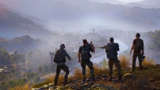 Ghost Recon: Wildlands Holds On To Top Spot Of UK Sales Charts