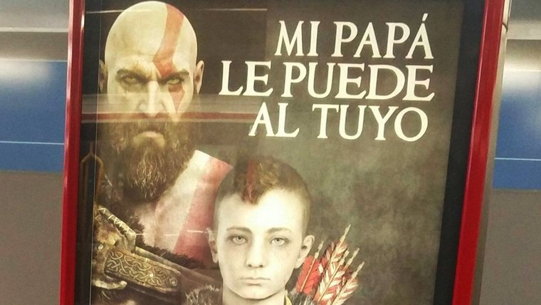 God of War fathers day