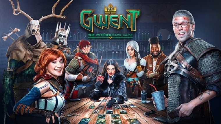 Gwent: The Witcher Card Game PS4 beta