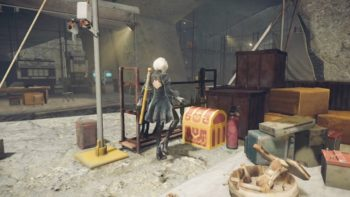 NieR: Automata Guide: Where To Find The Dragon Quest Cypress Stick