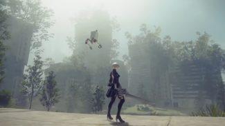 NieR: Automata Guide: Where To Get The Final Fantasy XV Engine Blade
