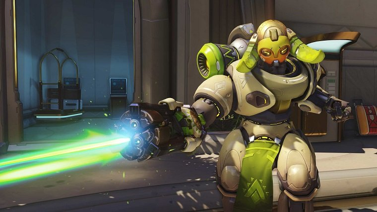 Overwatch's Orisa Is Now Available In Competitive Play News  Overwatch