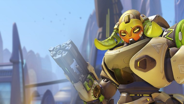 Overwatch Guide: How To Play Orisa GameGuides  Overwatch