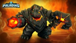 Paladins OB47 Patch Awards Players Free Volcanic Makoa Skin