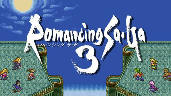 Square Enix Is Remastering Romancing SaGa 3 for PSVita and Smartphones Mobile News  Square Enix Romancing Saga