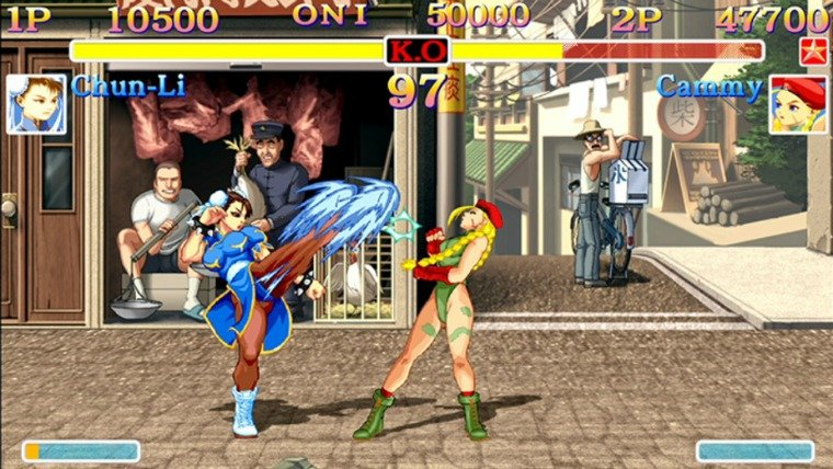 Capcom Confirms Ultra Street Fighter Ii Release Date Attack Of