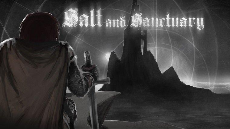 Salt and Sanctuary PlayStation Vita