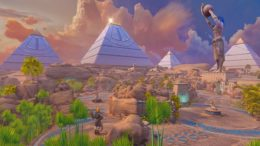 Smite Set To Add Da Ji And Egyptian Event In The Near Future