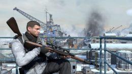 Sniper Elite 4 Deathstorm DLC launch