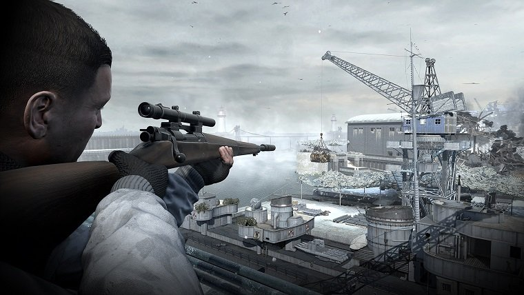 News  Sniper Elite 4 Rebellion Developments PlayStation 4 PC GAMES