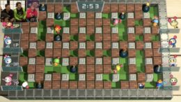 Konami Announces Free DLC For Super Bomberman R