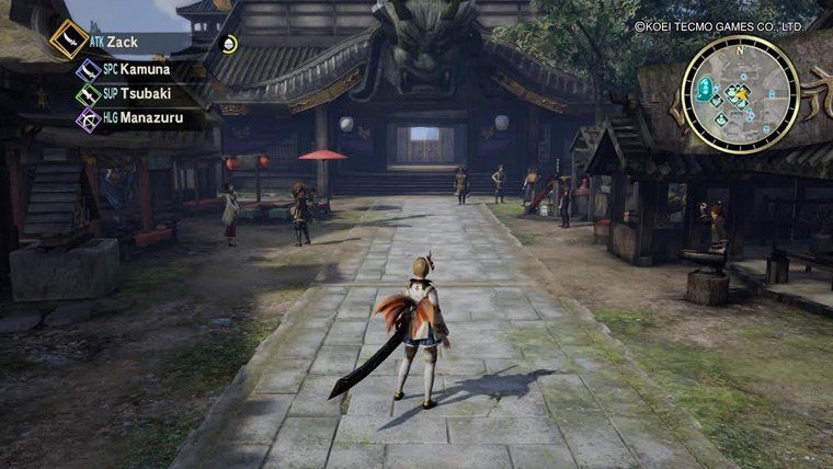 Toukiden 2 review 4