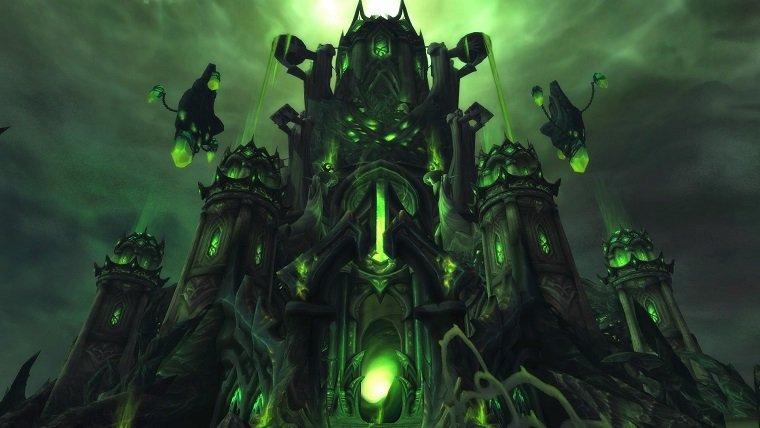 World of Warcraft Tomb of Sargeras update