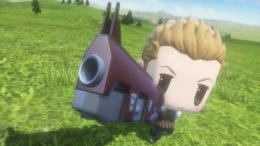 World of Final Fantasy Balthier