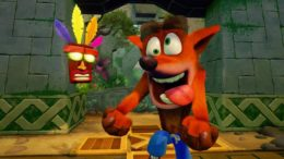 Crash Bandicoot Trilogy Coming To Nintendo Switch