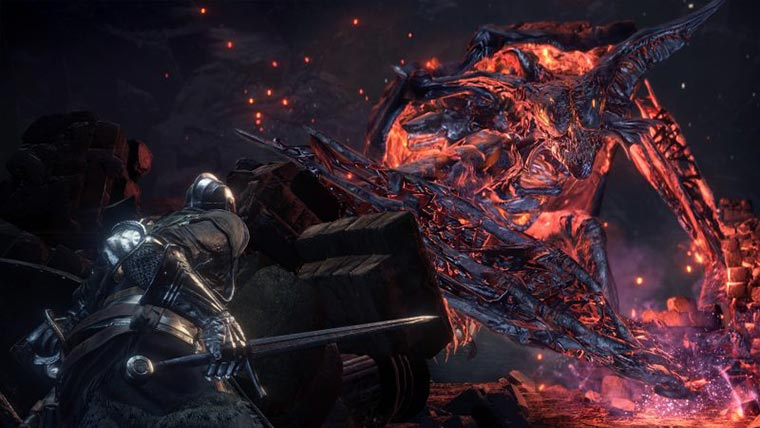 Dark Souls 4 Unlikely as Series Creator Moves on to New Projects News  From Software Dark Souls 3