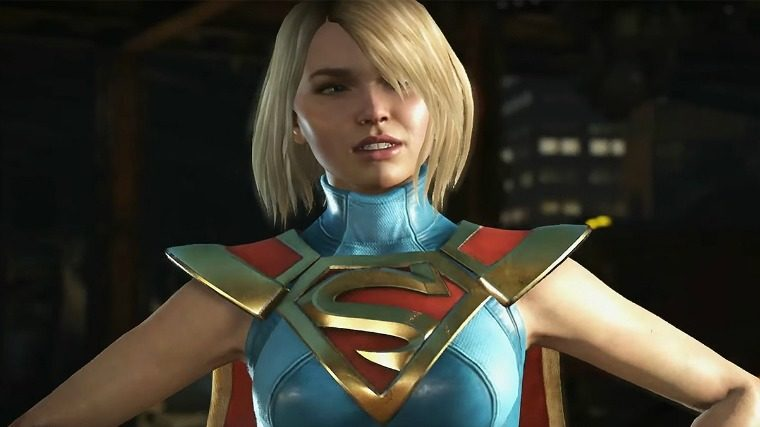 New Injustice 2 Story Trailer Features Supergirl And Black Adam News  Netherrealm Studios Injustice 2 DC Comics