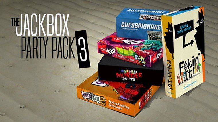 Jackbox Party Pack 3 Switch Release Date Revealed for April 13th News  Nintendo Switch Jackbox Party Pack 1-2-Switch