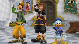 Kingdom Hearts HD 1.5+2.5 ReMIX Debuts Within Top 5 of UK Charts